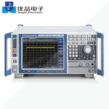 R&S罗德与施瓦茨 FSV信号与频谱分析仪