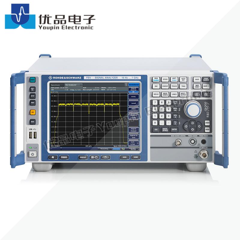 R&S羅德與施瓦茨 FSV信號與頻譜分析儀