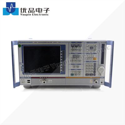 罗德与施瓦茨 矢量网络分析仪 R&S ZVB 8G 2端口
