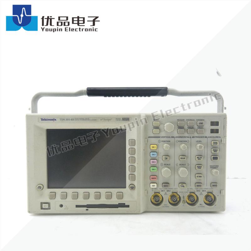 Tektronix泰克 TDS3014B 數字熒光示波器