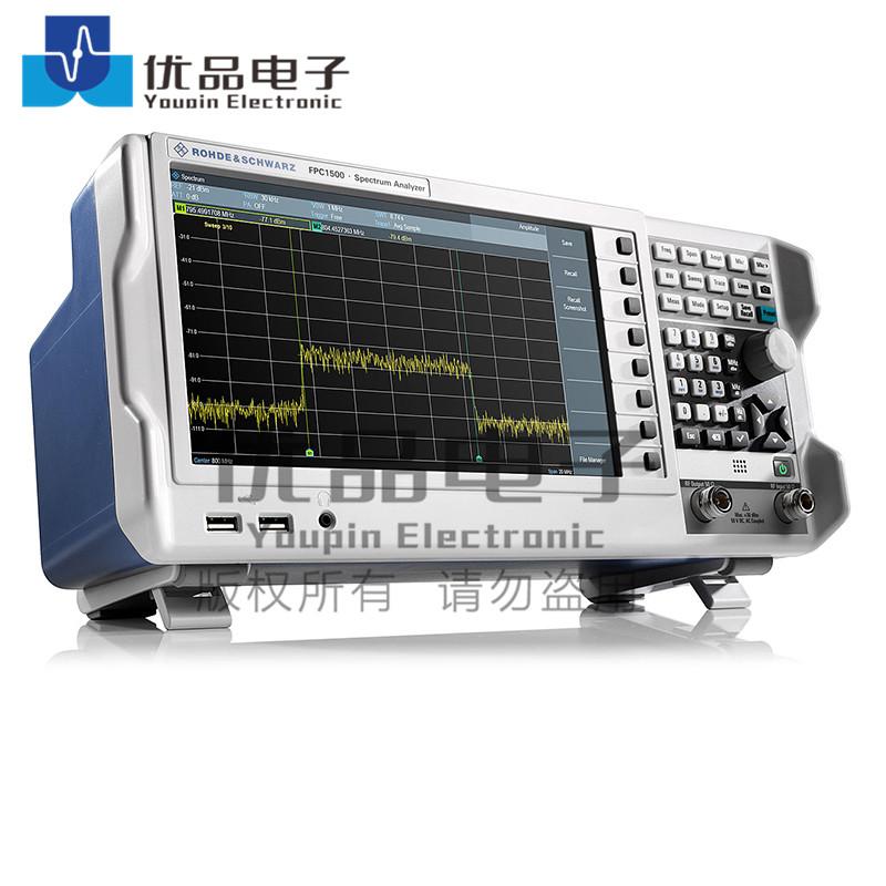 R&S?FPC 频谱分析仪