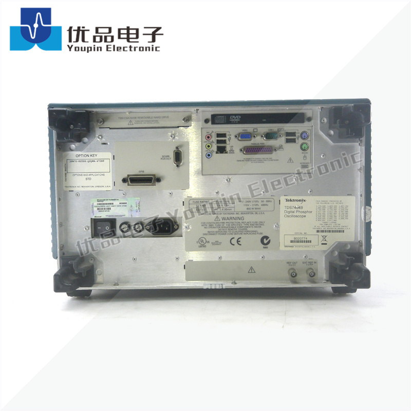 Tektronix泰克 TDS7404B 数字荧光示波器